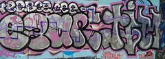 Graffiti Sheffield (Jamie Goldsworthy) Tags: street city streetart art graffiti sheffield destroyed