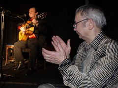 Fernando Reyes and Ron Hitchins  Photo: Steve Carr (Steve Carr2) Tags: londres flamenco