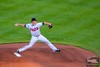 Braves vs Indians - 2013 (The Suss-Man (Mike)) Tags: atlanta sports georgia baseball clevelandindians braves turnerfield atlantabraves sportsphotography krismedlen thesussman sonyalphadslra550 sussmanimaging