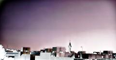 two flags and a mosque (zbigphotography (1M+ views)) Tags: city houses sky buildings artwork cityscape artistic middleeast mosque arabic arab saudi arabia riyadh saudiarabia artful ksa thephotographyblog