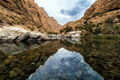 Wadi Al Muaydin , Oman (Frans.Sellies) Tags: clouds day cloudy oman wadi         umman img1914     muaydin