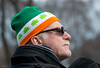 Profile (Andy Marfia) Tags: winter chicago hat sunglasses iso200 loop candid profile mustache 70300mm f5 spectator columbusave stpatricksdayparade 11600sec d7100