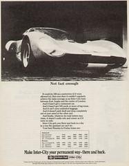 British Rail - 1970 (rchappo2002) Tags: vintage magazine tv ad retro advert 70s times 1970 1970s seventies adverts tvtimes commecials