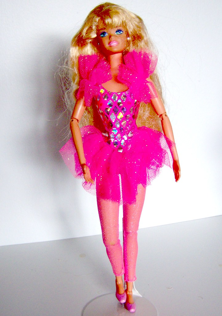 The world 39 s best photos of barbie and twirling flickr - Barbie ballerine ...