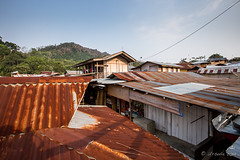 Rusty Roofs 0457 (Ursula in Aus (Resting - Away)) Tags: sumatra indonesia unesco bukitlawang gunungleusernationalpark earthasia