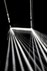 Light beams (Domiriel) Tags: door lights shadows beams lightbeams closeddoor canoneos7d canon7d