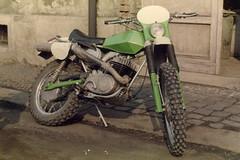 Meine zweite Kleinserien-GS, MZ ETS 250 G 5, Saison 1984 (planetvielfalt) Tags: ddr enduro mz exa1a kleinserie vomdia admv motorradgeländesport