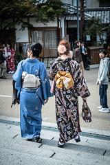 Kimono (veropie) Tags: travel japan temple japanese kyoto asia unescoworldheritagesite unesco worldheritagesite traveller temples kimono traveling torii kiyomizu kiyomizudera tradtional eastasia kyotoprefecture notatourist