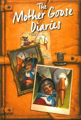 The Mother Goose Diaries (Vernon Barford School Library) Tags: 9780316383349 chriscolfer chris colfer mothergoose landofstories adventure adventures fairytales fairytale fantasy fantasyfiction humour humor humourous humorous diary diaries goose geese magic charactersinliterature characters vernon barford library libraries new recent book books read reading reads junior high middle school vernonbarford fiction fictional novel novels hardcover hard cover hardcovers covers bookcover bookcovers