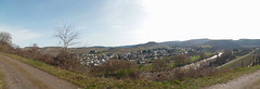 Wiltingen Panorama (Unterwegs im Trierer Land) Tags: kanzem wiltingen saarbogen