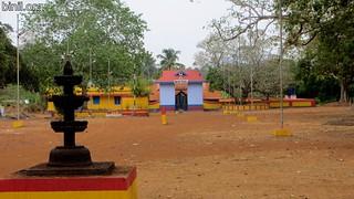 Pathirakkottukavu Temple Mundathikode 1