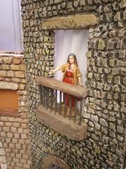 Lady in the window (Dams Dolls) Tags: pesebre pessebre belén belenismo betlehem christmas navidad