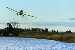 Rice Seeding-197 (ToddFitchette) Tags: rice agriculture farming airplanes water