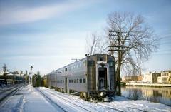 MILW Budd Cab 386 (Chuck Zeiler) Tags: milw milwaukee roadd budd cab gallery car 386 railroad train elgin chuck zeiler chz