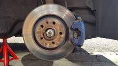 20170408_152645 (LTgoodevil) Tags: brakes calipers paint
