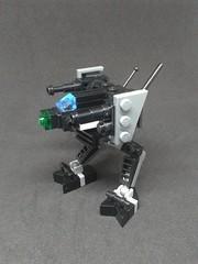 Locust 1V (Vitor O S Faria) Tags: mfz mf0 mobileframe mobileframezero lego mecha mech locust battletech mechwarrior battlemech