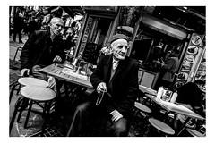 A man at a cafe at Grand Bazaar (Roman Lunin) Tags: istanbul turkey blackwhite blackwhitephoto blackwhitephotography street streetphotography streetphoto streetbw streetblackwhite strangers candid man old elderly grandbazaar cafe sneaky