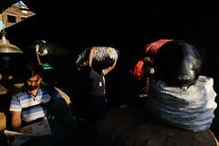 Uncanny 2 (SaumalyaGhosh.com) Tags: people shadow nikon street streetphotography eyes faceless color india kolkata