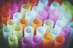 Day 63 (Tres Seis Cinco) Tags: 365 365photoproject aphotoaday day63 straws macro colour color colourful colorful abstract