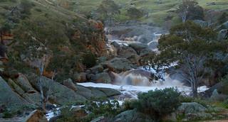 Mannum Falls - explored