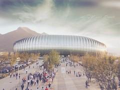 dos (no longer afraid of the darkness) Tags: monterrey bbva estadios mexico stadium rayados 2017
