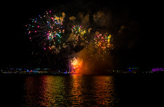 Fireworks Display Mall of Asia Manila Philippines (WOW Philippines Travel Agency) Tags: manila philippines fireworks display mallofasia bay