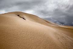 No posts, lost (RWYoung Images) Tags: rwyoung canon 5d3 southaustralia sand dune beach coast rain storm cloud landscape