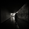 tunnel (moonchild1111) Tags: carlzeissplanar80mmf28 kodaktmax100 rolliflex28f 6x6 monochrome noiretblanc portrait