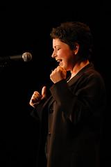 Raylene Rankin – Gala Opening Concert – 10/11/02 (photo: Murdock Smith)