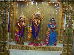 Radha Krishna Shayan Darshan on Wed 15 Mar 2017 (bhujmandir) Tags: radha krishna dev lord maharaj swaminarayan hari bhagvan bhagwan bhuj mandir temple daily darshan swami narayan shayan