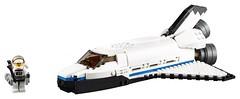 LEGO Creator 31066 - Space Shuttle Explorer (THE BRICK TIME Team) Tags: lego brick creator 2017 summer