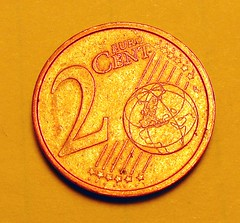 Foreign Currency - HSS (Daryll90ca) Tags: coin currency euro cent money sliderssunday hss