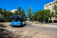 More Series 50! (awstott) Tags: 9510 bus saskatoon transit newflyer d40lf new flyer saskatoontransit