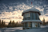 sunset (Littlepois Photographie) Tags: nikon d4 littlepois nikon2470f28 colorefexpro lr4 finlande finland laponie coucherdesoleil sunset north nord europe neige snow ciel sky