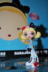 G8 (BattyCollector) Tags: gwenstefani kuu harajuku g kuukuu toys dolls toy mattel harjuku doll hj5 figure kawaii kuukuuharajuku