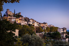CALLIAN VILLAGE VAR 83  01 11 2016 (Laurent MADELAINE) Tags: callian france var sunset orpi century21 immo