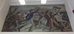 Post Office 01742 (Concord, Massachusetts) (courthouselover) Tags: massachusetts ma postoffices middlesexcounty concordtown concord newdeal mural charlesantonkaeselau
