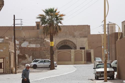 Palmier, Yazd