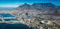 2017 Over Capetown (jeho75) Tags: sony ilce 7m2 zeiss südafrika south africa capetown helicopter stadium stadion kapstatd flug hubschrauber waterfront table mountain tafelberg