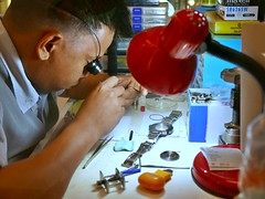 watch service (DOLCEVITALUX) Tags: generalmaintenance watch watchtechnician philippines cleaning overhaul
