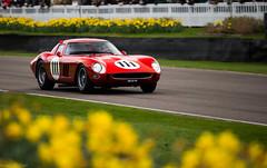 Ferrari 250GTO, 1964 body (Aimery Dutheil photography) Tags: ferrari ferrari250 ferrari250gto 250gto gto 1964 gto64 v12 classic legend goodwood 75mm goodwood75mm supercar exotic fast speed amazing canon 6d