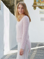 Promise-1 (ducksworth2) Tags: knitwear knit sweater jumper fluffy soft mohair