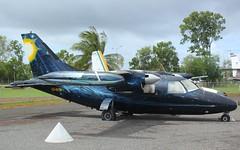 VH-NYM MU-2 (GSairpics) Tags: vhnym mitsubishi mu2 aircraft aeroplane airplane aviation travel transport museum attraction display preserved darwin australianaviationheritagecentre northernterritory nt australia