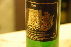 Chateau Palmer 2001 (2) (burde73) Tags: bordeaux merlot cabernetsauvignon andreagori burde trattoria latourmartillac tortalorenese semillon sauvignon sauternes balan danielebalan
