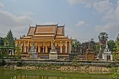 Cambodia - Ta Prohm (Alf Igel) Tags: cambodia kambotscha phomphen tonlebati buddism buddha hindi hindu temple wat khmer