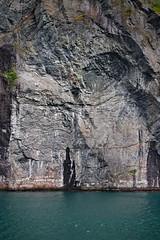 Waterline grafitti (Christian von Schack) Tags: 2012 geiranger geirangerfjorden norge norway