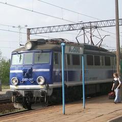 Gdynia - Zielona Góra, TLK 52112 na stacji w Mogilnie (grzegorzziętkiewicz) Tags: pkp zug schnellzug mogilno pociag tlk train poland