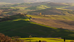 Val d'Orcia (Pao Par) Tags: valdorcia val dorcia olympus omd em5ii tyscany italy sunset hills pienza 1240