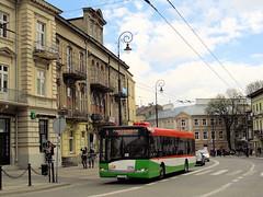 Solaris Urbino 12III, #2296, MPK Lublin (transport131) Tags: bus autobus ztm lublin solaris urbino mpk