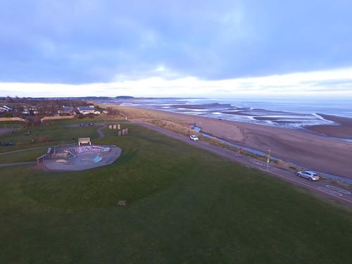 Monfieth Beach Skate Park